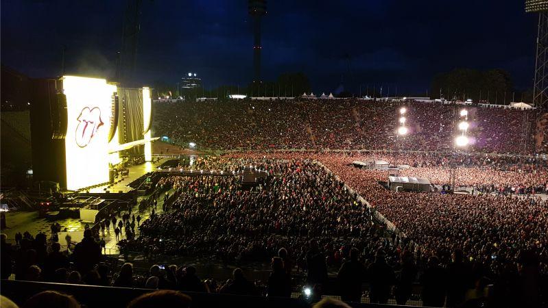 No Filter Tour Rolling Stones 2017 München