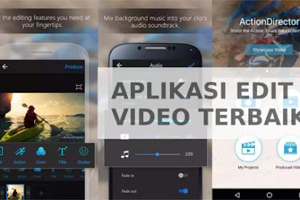 8 Aplikasi Edit Video Terbaik Di Android