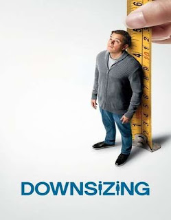 Downsizing 2017 English 600MB BRRip 720p HEVC x265 ESubs