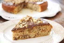 Banana Nut Muffin (Muzlu Cevizli Kek)