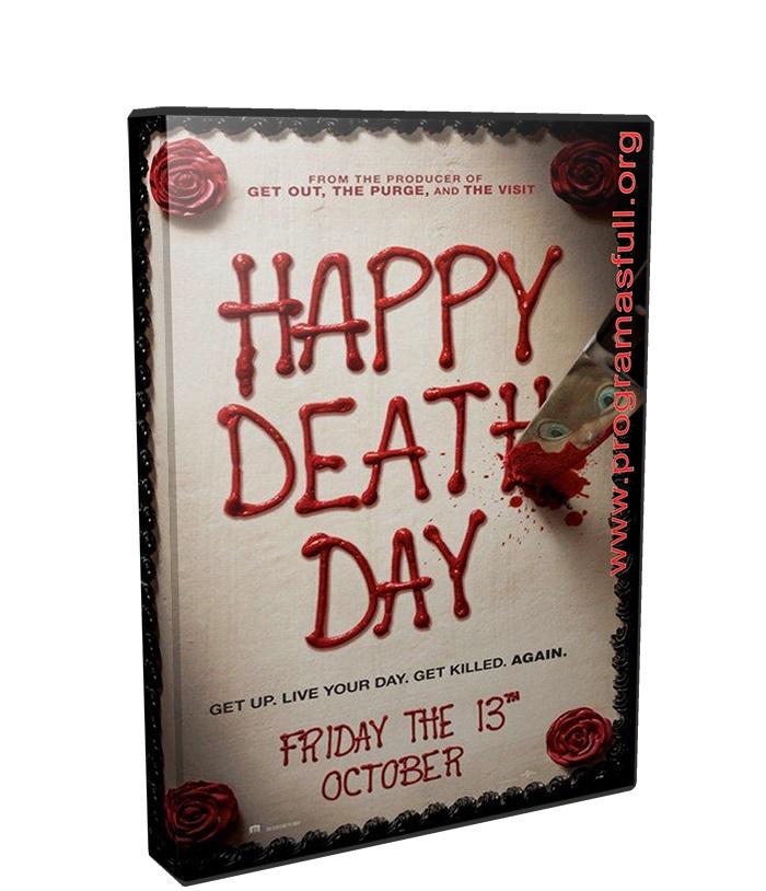 Feliz día de tu Muerte poster box cover