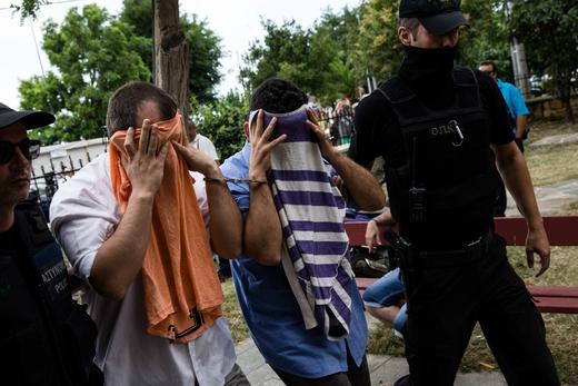 """Οι 8 τούρκοι φυγάδες ξεσκεπάζουν τον """"ανθρωπισμό"""" του ΣΥΡΙΖΑ"""