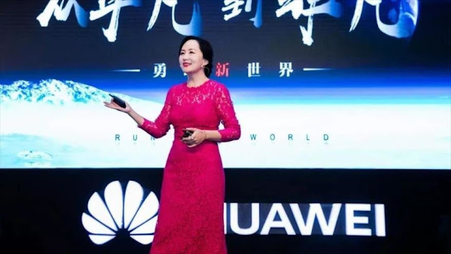 EEUU pide a Canadá extraditar a ejecutiva de Huawei por fraude
