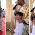 TESTEMUNHO: Menino com paralisia cerebral caminha pela primeira vez para receber a Eucaristia