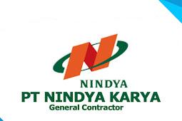 Rekrutmen Lowongan Kerja PT Nindya Karya (Persero)