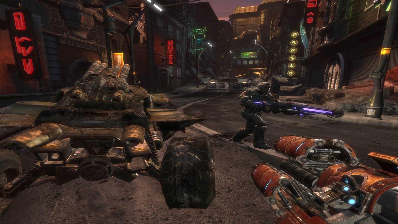 تحميل لعبة Unreal Tournament 2004 مضغوطة برابط واحد مباشر + تورنت كاملة مجانا