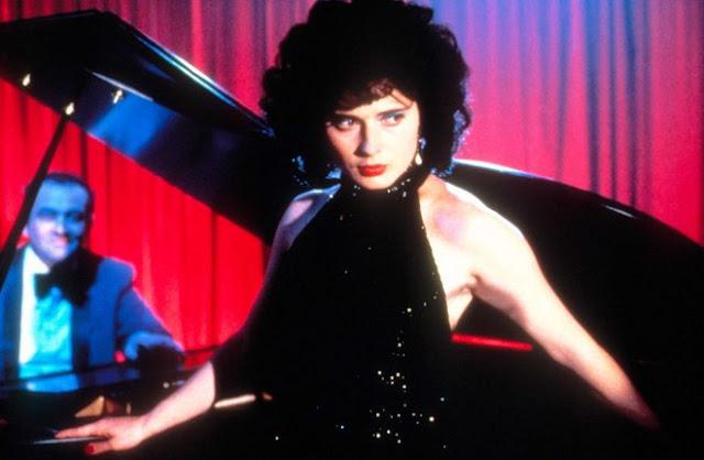 Isabella Rossellini in Blue Velvet