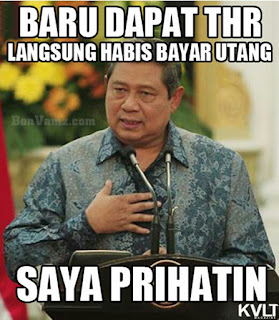 101 Gambar Meme Lucu THR Lebaran Belum Turun Terbaru 2019