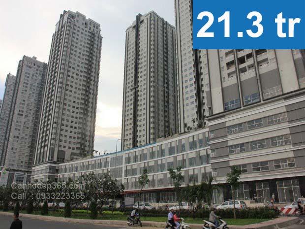 Cho thuê căn hộ Sunrise city quận 7 |Thông tin các căn hộ cho thuê tại toà nhà Sunrise city quận 7