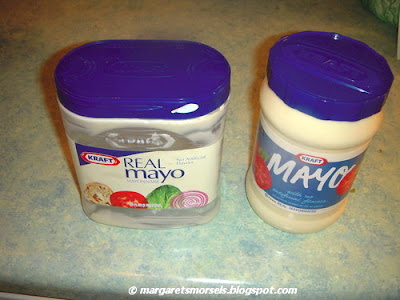 Mayonnaise Comparison
