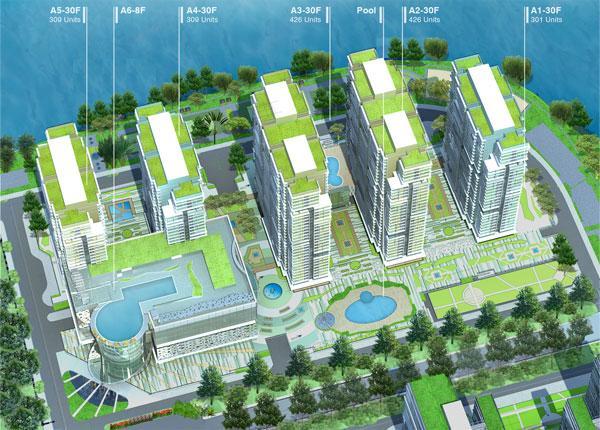 Phần mềm quản lý bất động sản Landsoft được triển khai trên toàn bộ hệ thống của Đức Khải