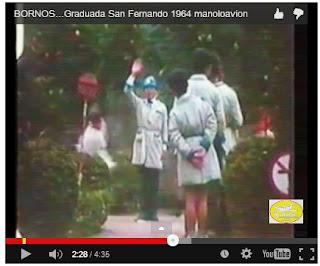 Video de la Escuela San fernando 1964