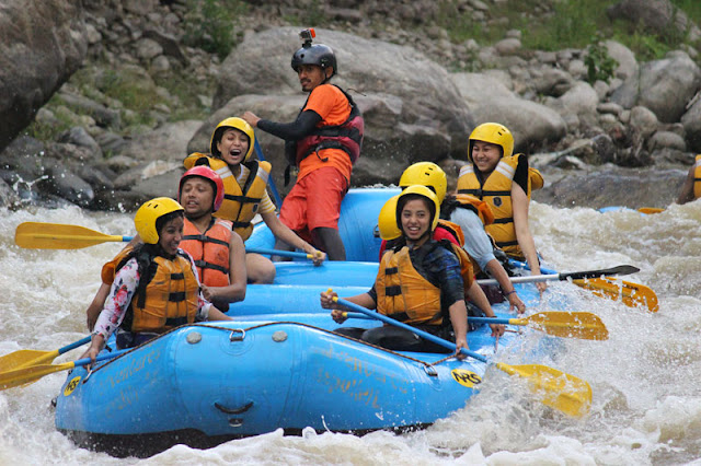 Sukute Beach Camp with Rafting