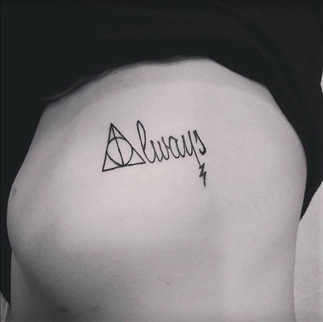 Harry Potter Tattoos Krystal Everdeen