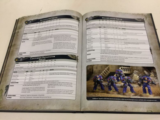 Codex Marines Espaciales