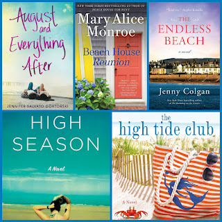 5 beach reads to jump-start your summer