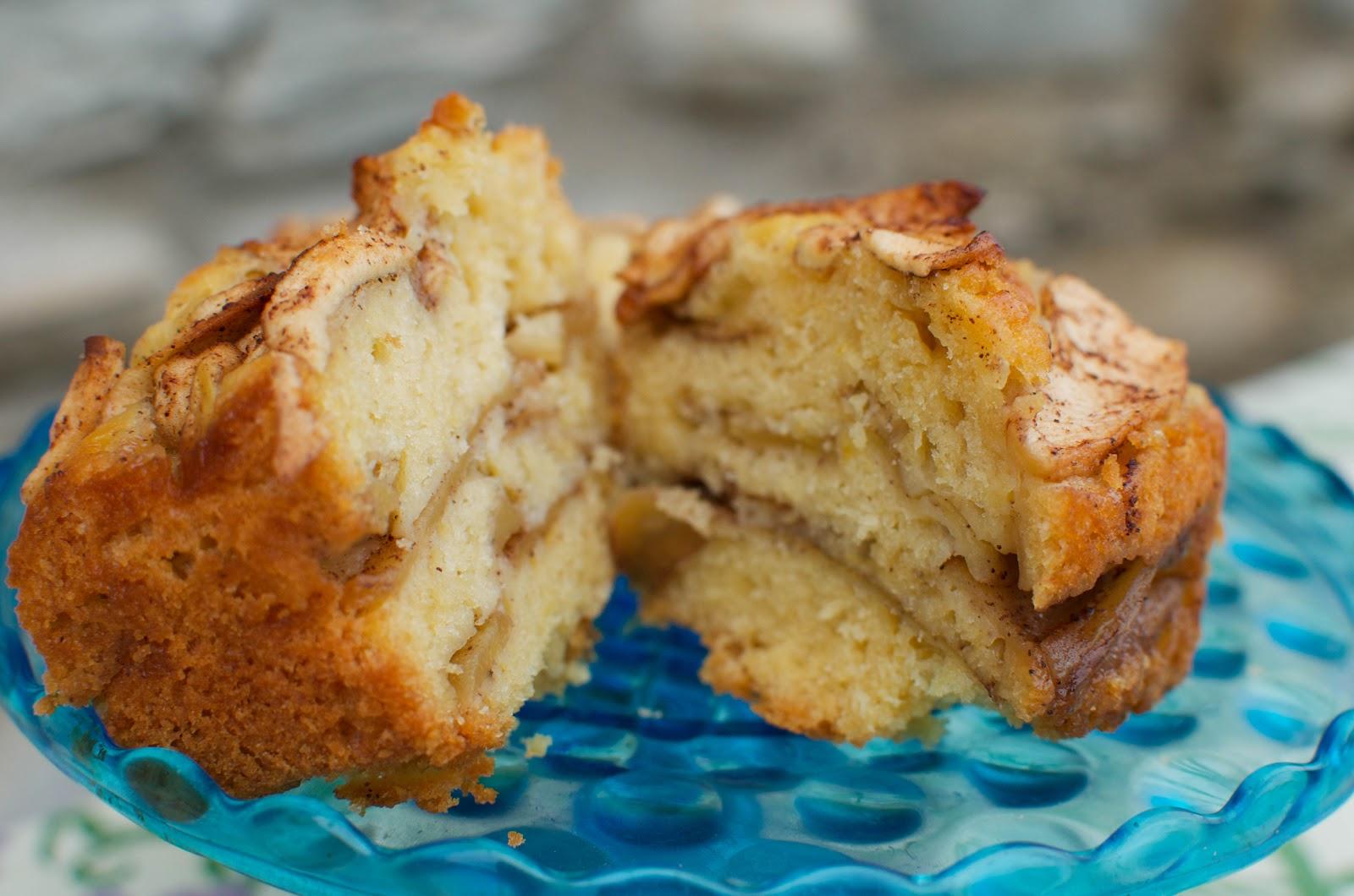 Grandma S Apple Cake