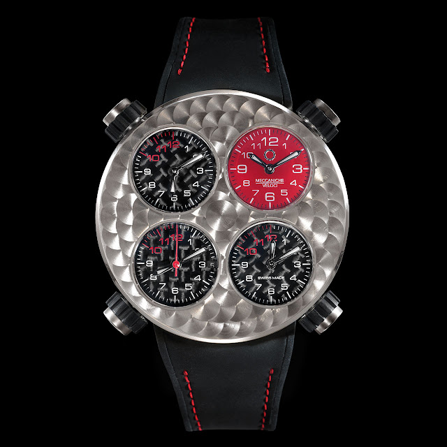 Meccaniche Veloci Icon Quattro Valvole 48 Four Strokes - Four independent mechanical automatic movements