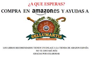 Compra en Amazon y ayuda a BHM