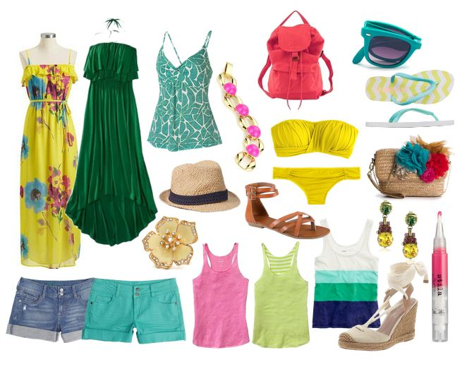 Sweetie Pie Style: Imagination Vacation: Hawaii! {What To