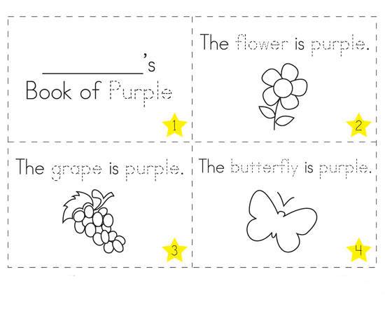 Gambar Mewarnai Booklet Untuk Anak - 5