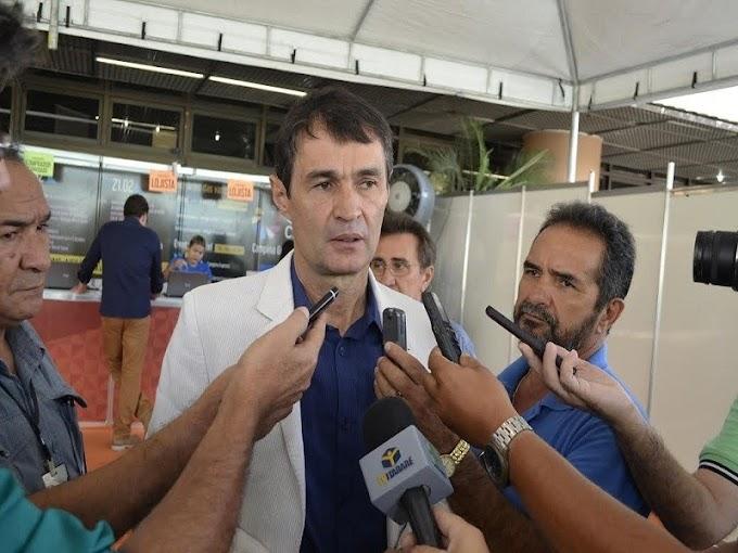 Prefeito diz que modernização da gestão da Zona Azul será implantada em breve