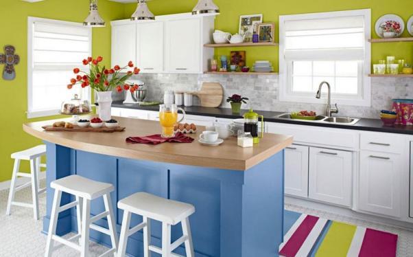 Desain Interior Kitchen Set Dapur Minimalis 2018 Info Interior