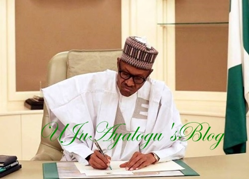 Buhari Signs New Executive Order to Tax Foreign Assets of Nigerians