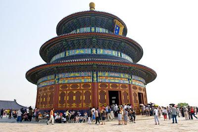 Objek Wisata di Beijing