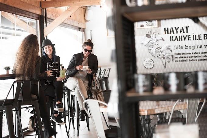Coffeetainer 3.nesil kahve dükkanı bayilik veriyor