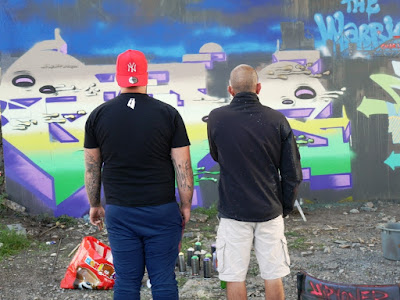 graffiti artists
