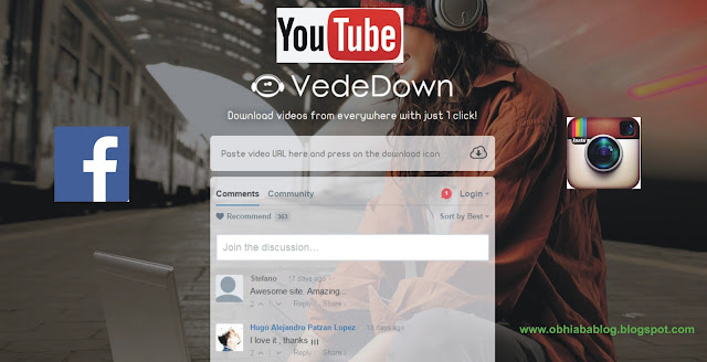 Easiest Way To Download YouTube, Facebook And Instagram Videos