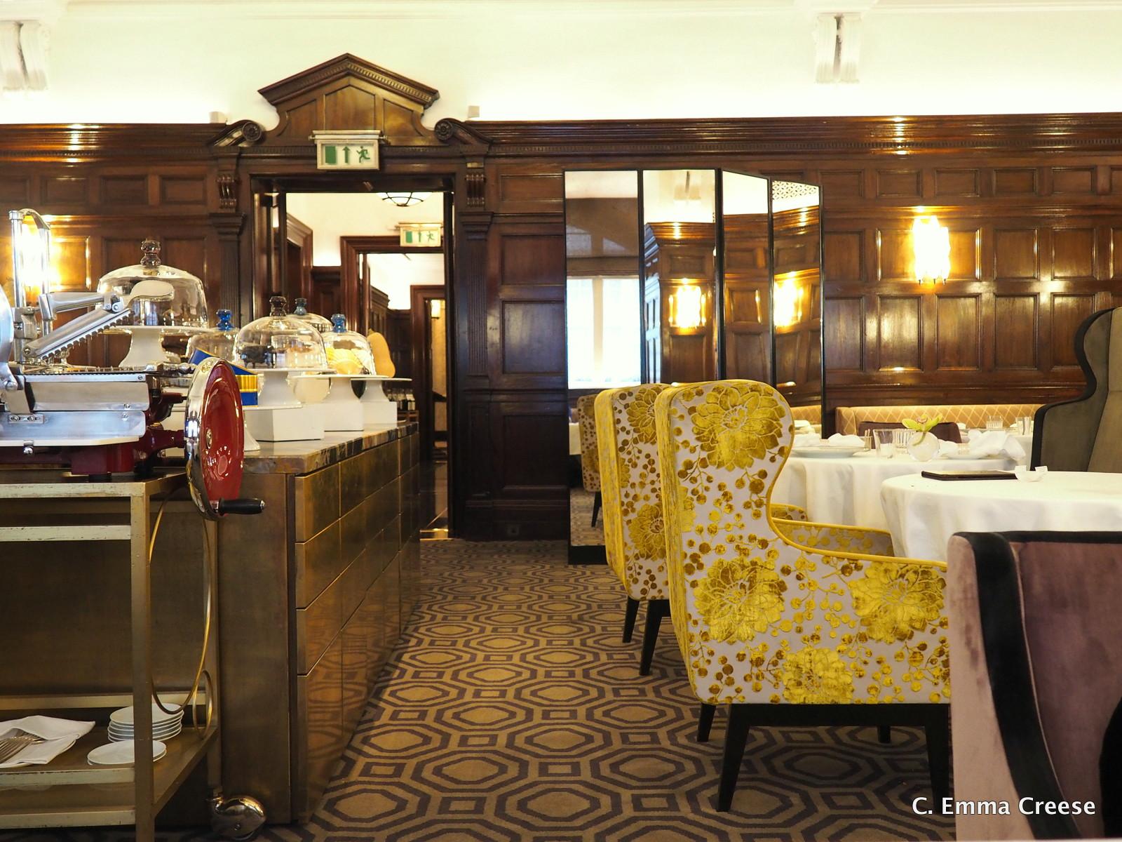 Hélène Darroze at The Connaught Hotel Mayfair Michelin Starred Adventures of a London Kiwi