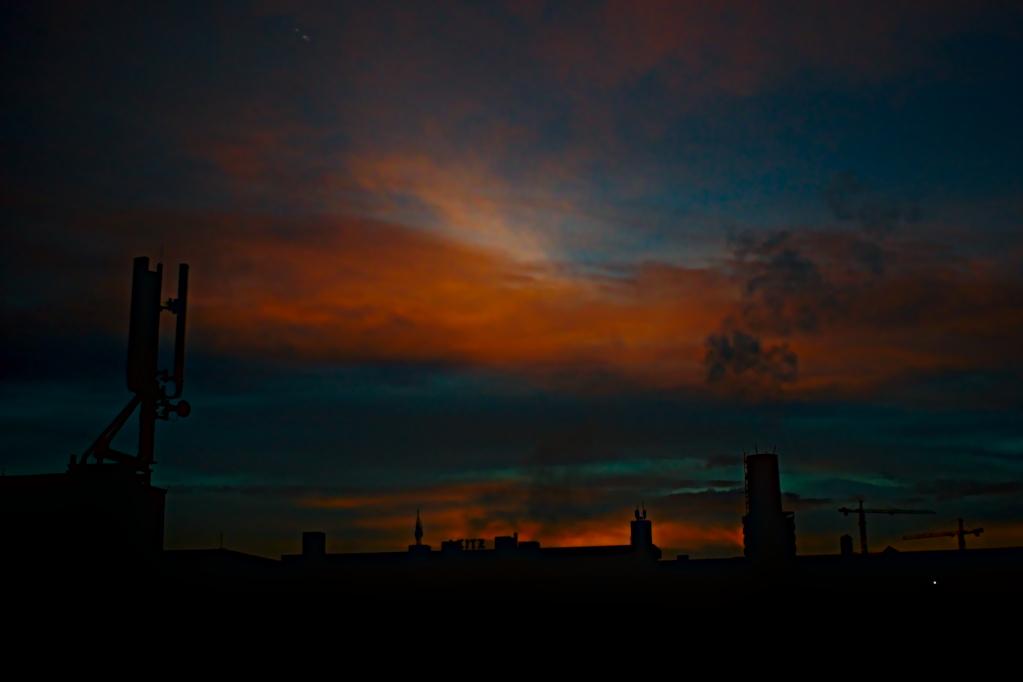 Sonnenaufgang Feuerbach
