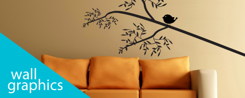 How to Order Shape Cut Wall Graphics