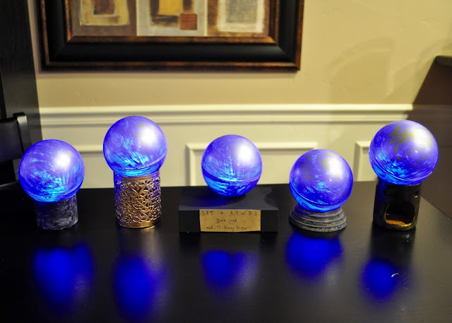 DIY Prophecy Orbs