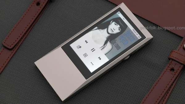 Astell & Kern AK Jr Music Player