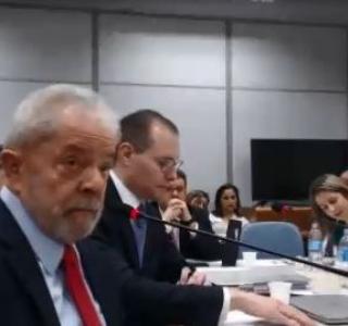 Lula e juíza discutem em primeiro depoimento à substituta de Moro