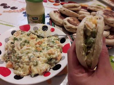 La salade de macédoine