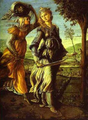Judith par Boticelli