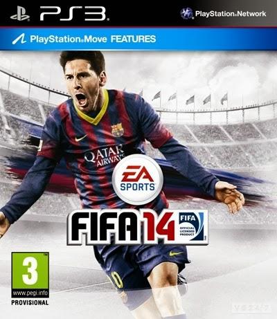 FIFA 2014 Play Station 3 Español