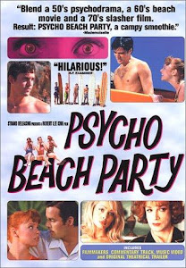 Psycho Beach Party Poster