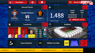 Download DLS Mod Portugal Soccer 2018 Apk Data Obb