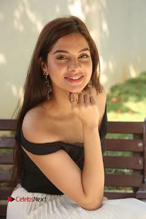 Telugu Actress Tanya Hope Stills at Appatlo Okadundevadu Audio Launch  0236.JPG