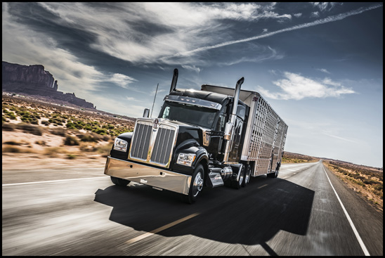 The New Kenworth W990