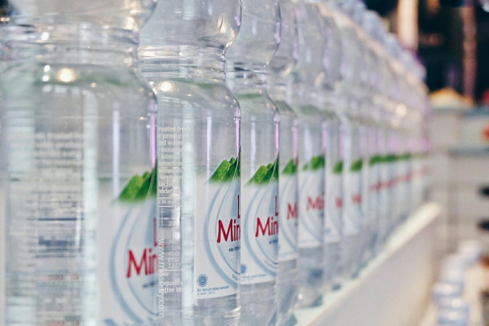alasan kenapa harus memilih air minum le minerale