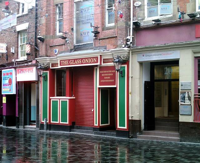 Что посмотреть в Ливерпуле бесплатно: Мэтью Стрит