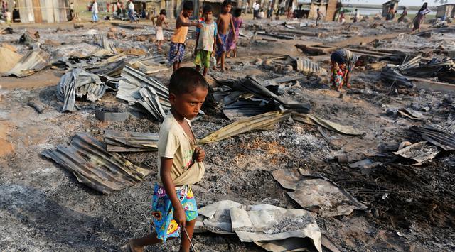 Jadi Pengungsi, Tak Berstatus, Ditindas Itulah Nasib Etnis Rohingya