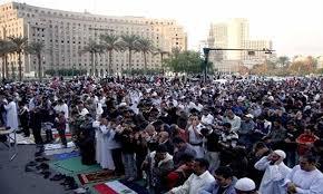 موعد صلاة عيد الفطر المبارك لعام 2016 في مصر واحتفالات المصريين في أول أيام العيد