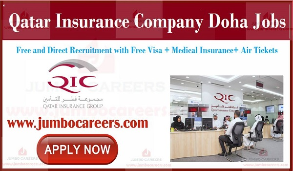 Details of Doha Qatar jobs, Urgent Doha job Vacancies with benefits,